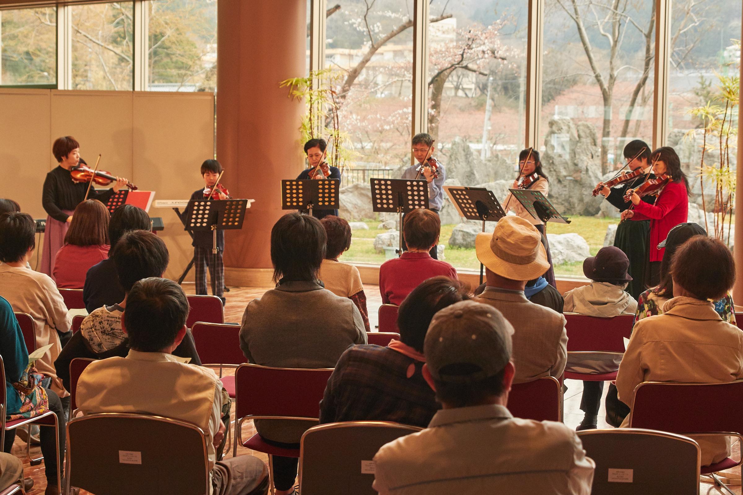 【生徒募集!】糸魚川のヴァイオリン教室